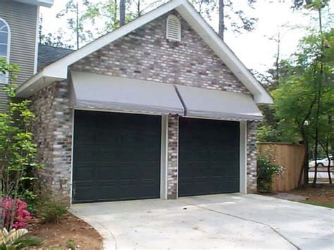 garage awnings residential fabric awnings la custom awnings