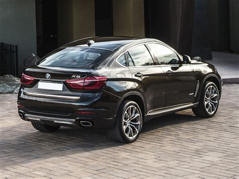 new bmw x6 2018 new 2018 bmw x6 price photos reviews safety ratings