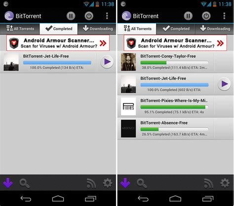 bittorrent android apk torrent app for pc images frompo 1