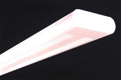 low profile fluorescent light fixture exceline s quot prolinear tm quot series introduces quot lo pro