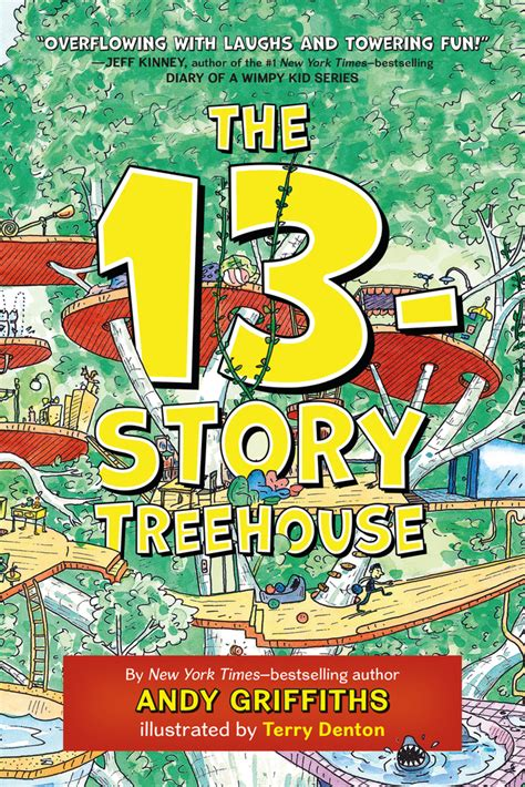 the treehouse barnes the 13 story treehouse andy griffiths macmillan