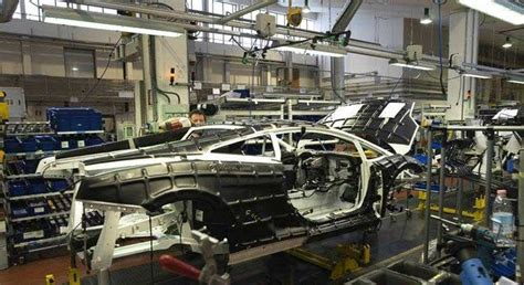 where is factory in italy lamborghini factory the factory where dreams are made