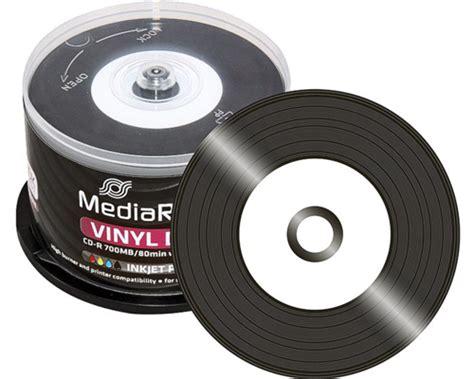 printable vinyl for pigment ink mediarange vinyl blank cd r black dye white inkjet