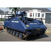 Police Car Photos  YPR 765 Dutch Military