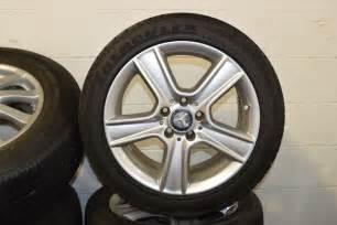 Mercedes C300 Tires Mercedes C300 C350 2010 2011 5 Spoke 17 Quot Factory Oem