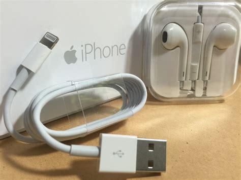 Kabel Data Iphone Asli Dan Palsu cara membedakan earpods iphone asli atau palsu