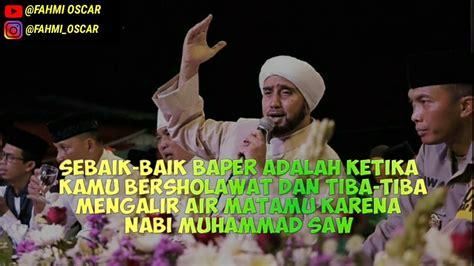 cocok buat story wa sholawat versi habib syech bin abdul
