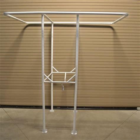 mako boat t top mako 85 inch aluminum boat t top frame ebay