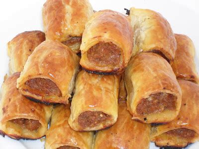 printable sausage roll recipes noel s homemade sausage rolls a dash of flavour