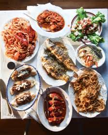 a feast of seven fishes saveur