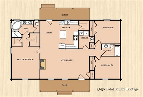 house plans with open kitchen elegant 3 bedroom house plans with open kitchen house plan