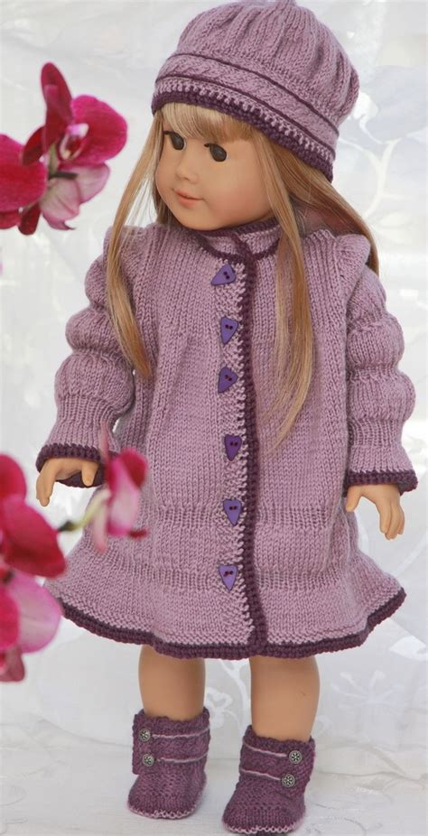 knitted doll clothes patterns free doll dress knitting pattern dress patterns for american