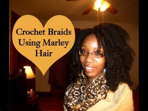 how to crochet braids video tutorial with marley hair how to crochet braids using marley hair requested youtube