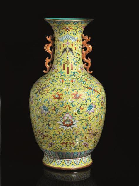 vasi cinesi di valore vaso cina dinastia qing sec xix arte orientale asta