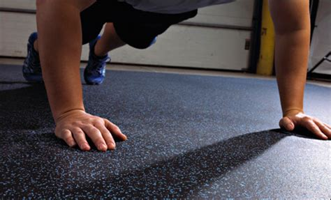 Lovely Rubber Floor Garage #1: Garage-gym-flooring-options-rubber-mats-tiles.jpg