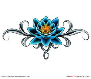 Lotus Design 90 Lotus Flower Tattoos