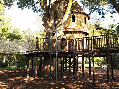 treehouse castle ireland s largest tree house at birr castle ireland