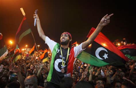 Para Martir Revolusi Dunia perang dunia perayaan damai 2 tahun revolusi libya