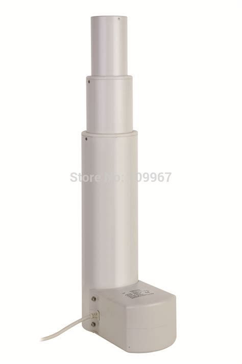 buy cheap 5mm s 200mm stroke 200kg 440lb 24v dc 2 stage lifting column model lcb02 price