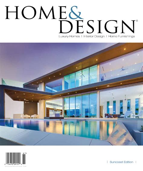 home design magazine suncoast edition home design magazine annual resource guide 2016