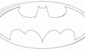 batman logo coloring pages batman logo template coloring pages