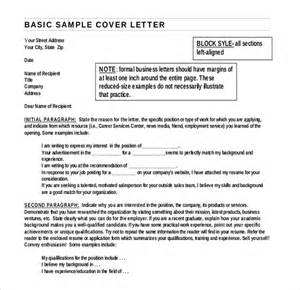 Basic Cover Letter Template by 11 Cover Sheet Templates Free Sle Exle Format Free Premium Templates