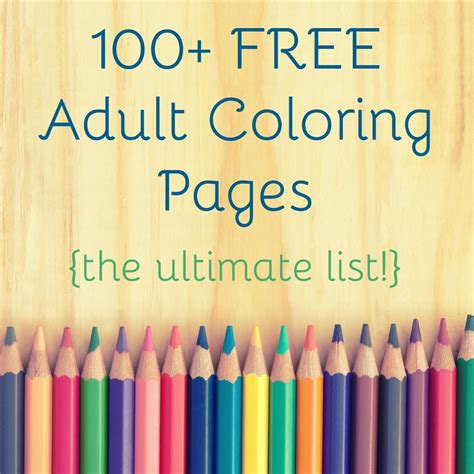 The Ultimate Guide to Free Coloring Pages   DIY Candy