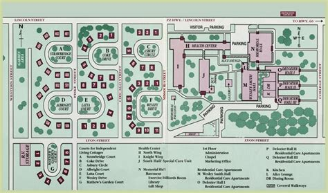 centers for independent living map community map the ozarks methodist manor