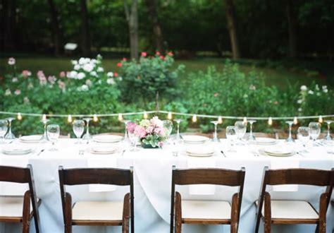 Wedding Folding Chairs southern weddings folding chairs