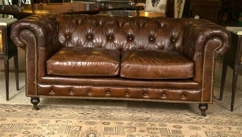 chesterfield settees for sale english georgian style chesterfield sofa settee for sale