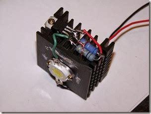 Led Driver 5 Watt 220vac 51watt cahaya dari lu led terang cara tekno