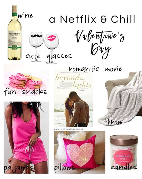 Warm Home Decor by A Quot Netflix And Chill Quot Type Of Valentine S Day Whitney J