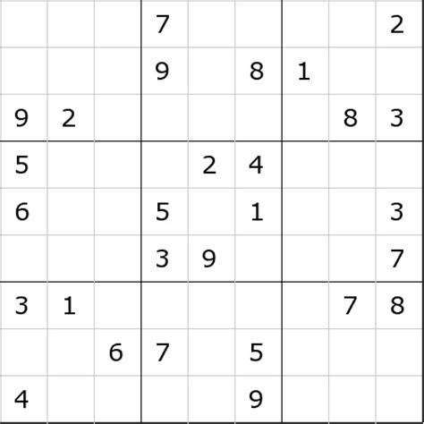 printable crazy sudoku 17 best images about crazy for suduko on pinterest