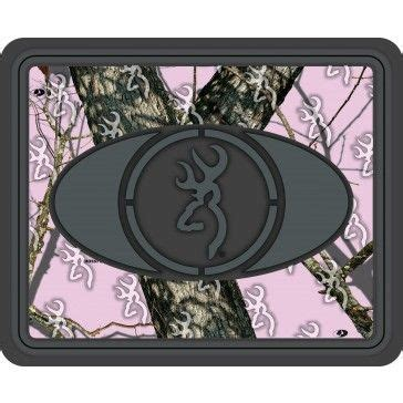 Browning Pink Floor Mats by Browning Buckmark Pink Utility Floor Mat Pink Camo And