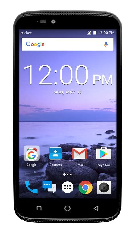 cricket wireless coolpad canvas gb prepaid smartphone