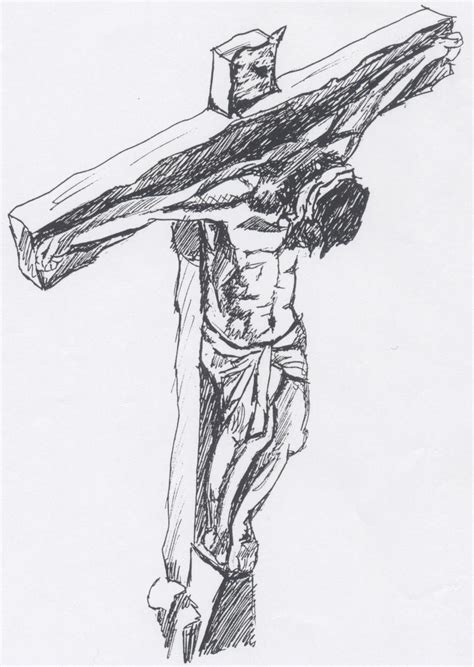 The Messiah S Secret Today S Unemployment In The Uk The Drawing Of Jesus On The Cross 2