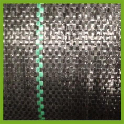 Landscape Fabric Allow Water Through 2m X 50m Ground Cover Membrane Heavy Fabric