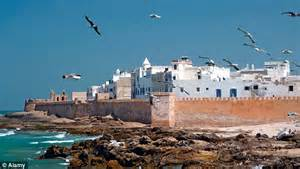 Malibu Light The Malibu Of Morocco Making Merry In Essaouira The