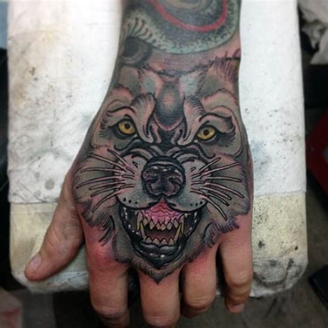 animal tattoo on hand 100 neo traditional tattoo designs for men refined ink ideas