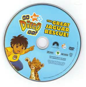 Go Diego Go Live The Great Jaguar Rescue The Great Jaguar Rescue Go Diego Go
