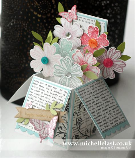 s day card boxes card in a box using stin up products with last