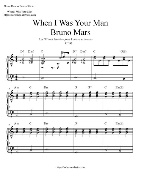 Download Mp3 Bruno Mars When I Am Your Man | if i was your man bruno mars free download mp3
