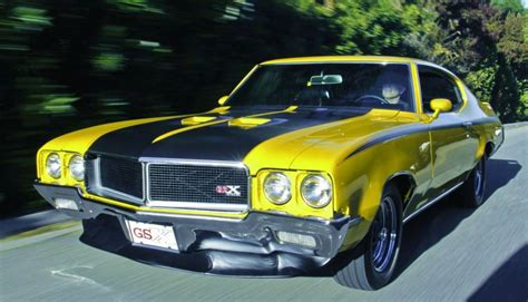 bomb 1970 buick gsx with or without stage