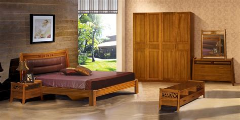 Wooden Bedroom Sets Furniture China Teak Wood Bedroom Set China Bedroom Set Bedroom Furniture