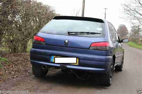 peugeot fast car peugeot 1998 306 xsi blue modified fast car clean