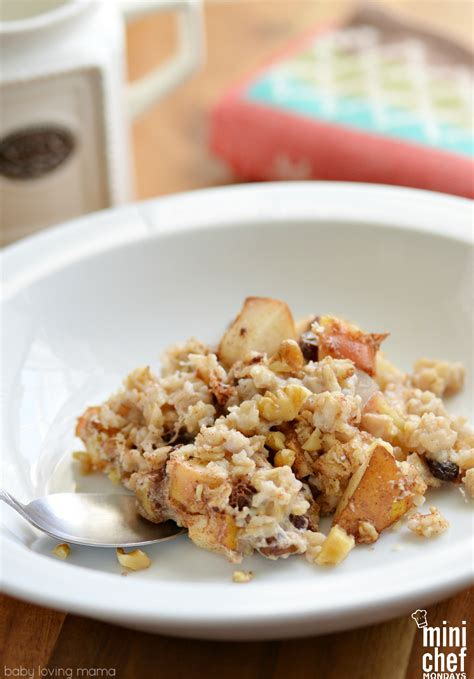 best baked oatmeal recipe best baked oatmeal recipe with apples and pears finding zest