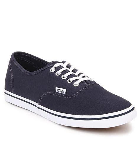 vans blue casual shoes price in india buy vans blue