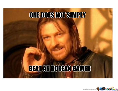 Korean Meme - korean gamer by shayash meme center