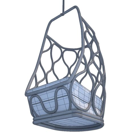modern hanging chair modern hanging chair 3ds