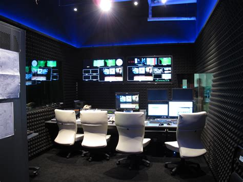 File:CityU Run Run Shaw Creative Media Centre Level 5 TV Studio Control Room Wikimedia Commons